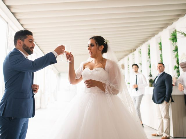 O casamento de Tiago e Viviana em Azurara, Vila do Conde 95