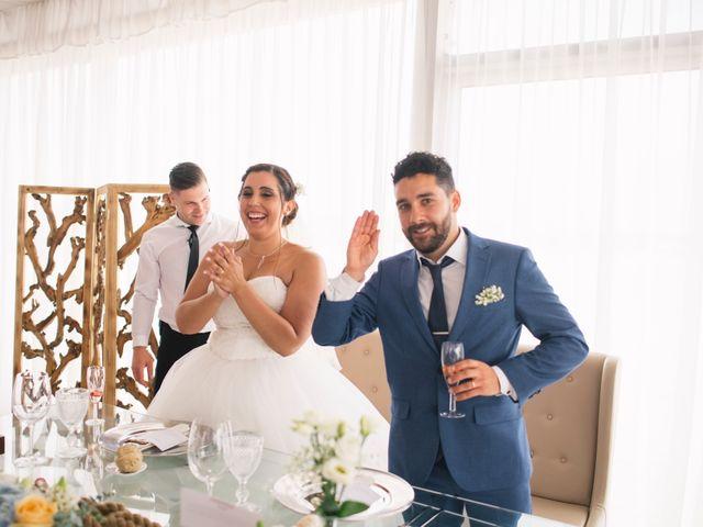 O casamento de Tiago e Viviana em Azurara, Vila do Conde 97