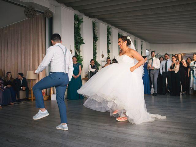 O casamento de Tiago e Viviana em Azurara, Vila do Conde 101