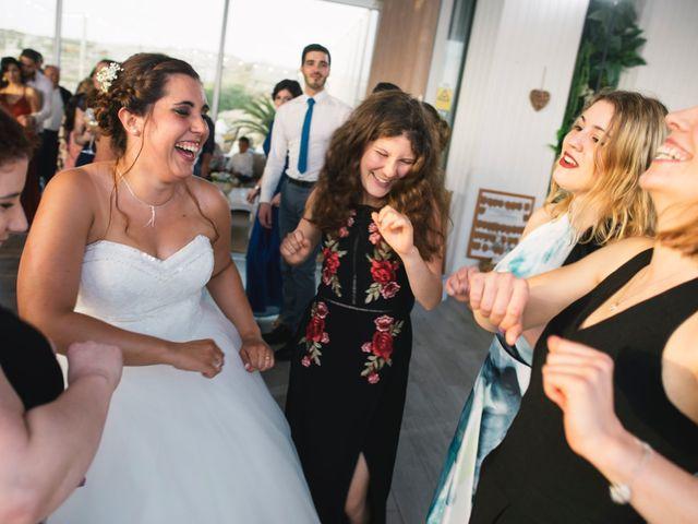 O casamento de Tiago e Viviana em Azurara, Vila do Conde 103
