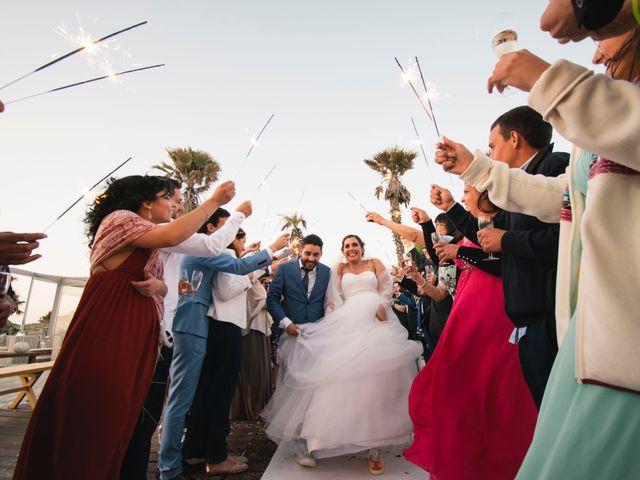 O casamento de Tiago e Viviana em Azurara, Vila do Conde 111