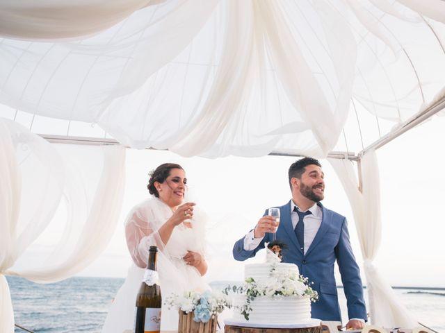 O casamento de Tiago e Viviana em Azurara, Vila do Conde 115