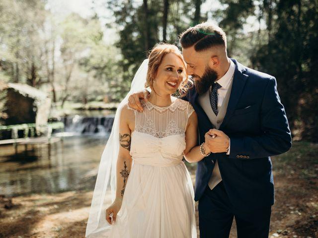 O casamento de Gisela e João