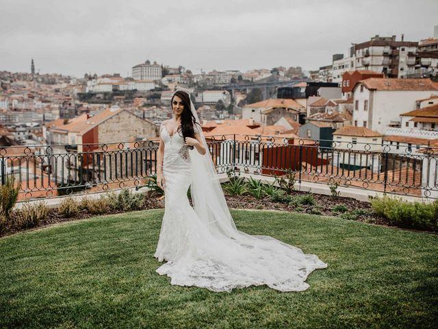 O casamento de Samuel e Bruna em Mouriz, Paredes 5