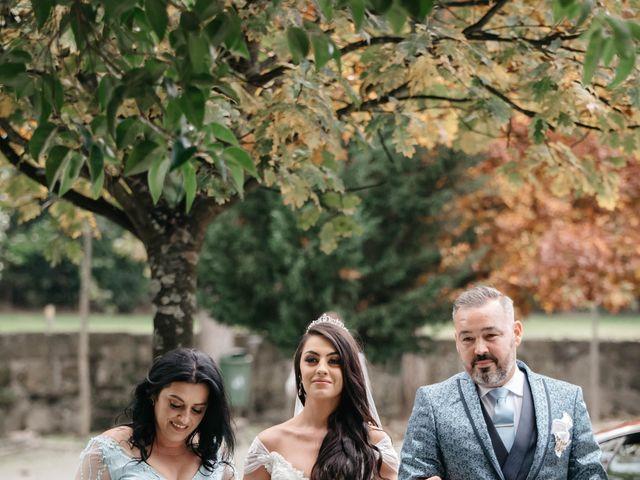 O casamento de Samuel e Bruna em Mouriz, Paredes 7