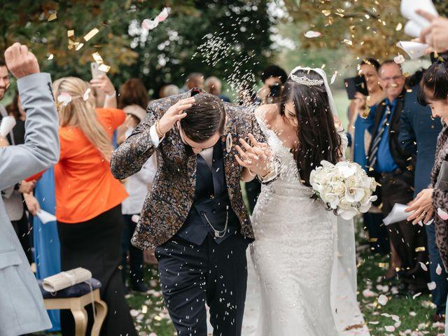 O casamento de Samuel e Bruna em Mouriz, Paredes 8