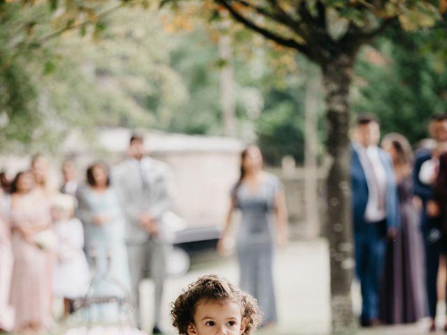 O casamento de Samuel e Bruna em Mouriz, Paredes 9