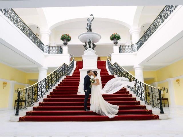 O casamento de Raquel e João