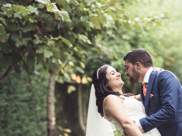 O casamento de Sónia e António