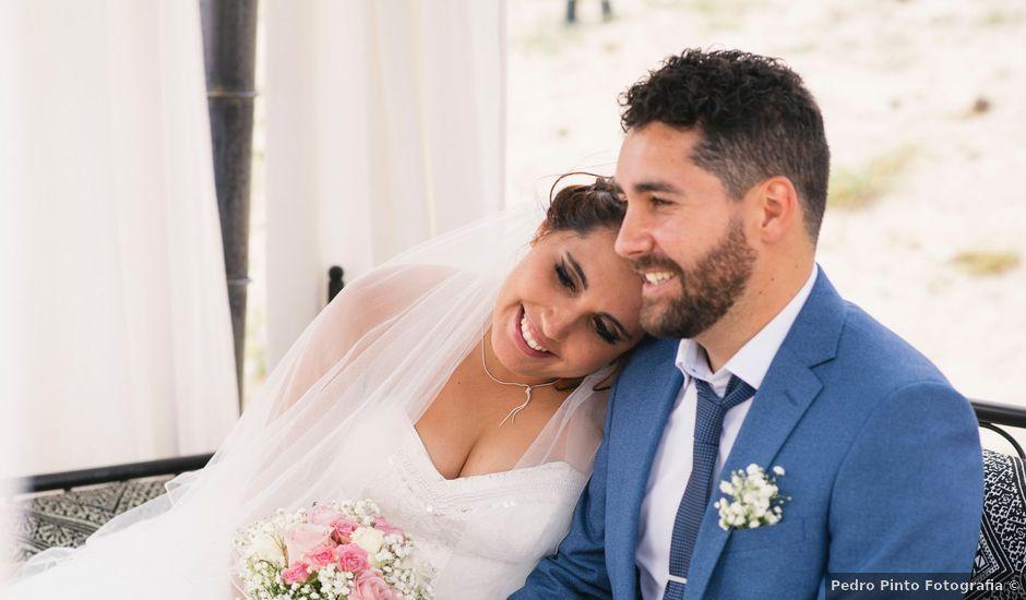 O casamento de Tiago e Viviana em Azurara, Vila do Conde