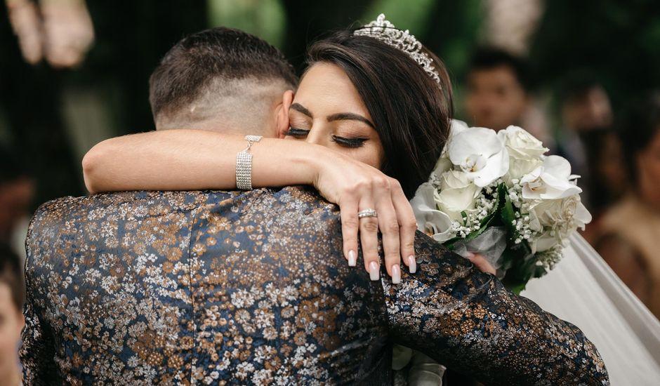 O casamento de Samuel e Bruna em Mouriz, Paredes