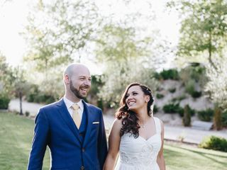 O casamento de Hélia e Nuno