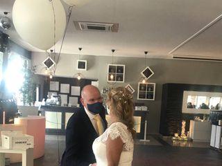 O casamento de Luísa e David 2