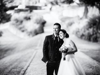 O casamento de Fabiana e Marco
