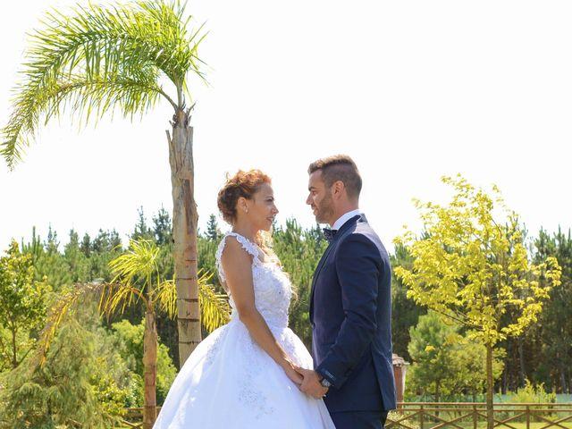 O casamento de Andreia e Telmo