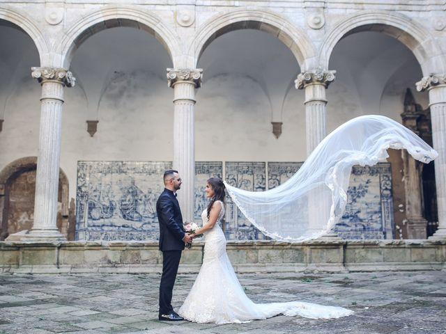 O casamento de Pedro e Marisa em Viseu, Viseu (Concelho) 1