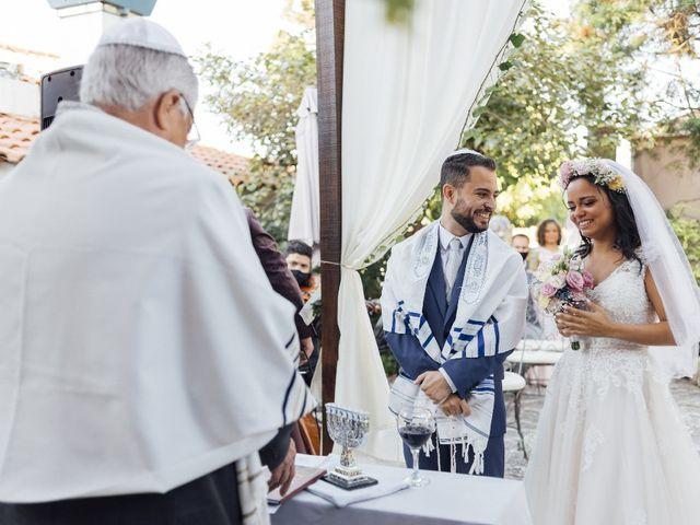 O casamento de Daiane e Daniel