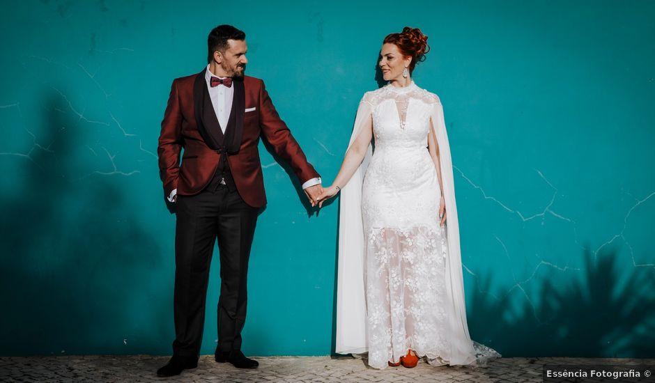 O casamento de David e Márcia em Leiria, Leiria (Concelho)
