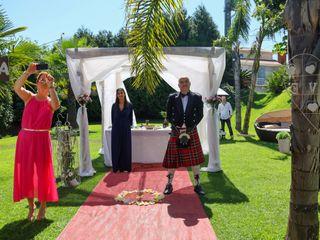 O casamento de Elisa e José 2