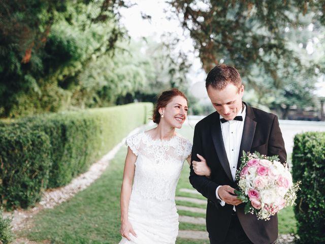 O casamento de Jéssica e Stephane