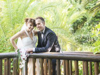 O casamento de Gisela e Nelson