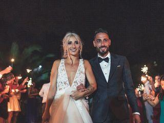 O casamento de Inês e Adré