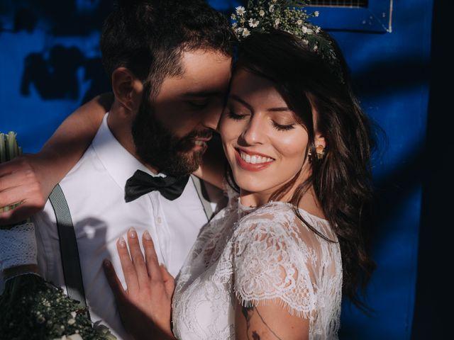 O casamento de Catarina e Alexandre