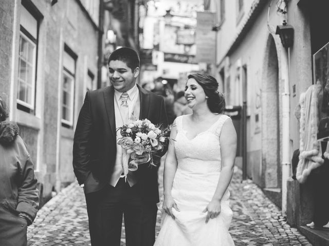 O casamento de Tiago e Rita em Sintra, Sintra 17