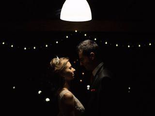 O casamento de Melanie e Ricardo