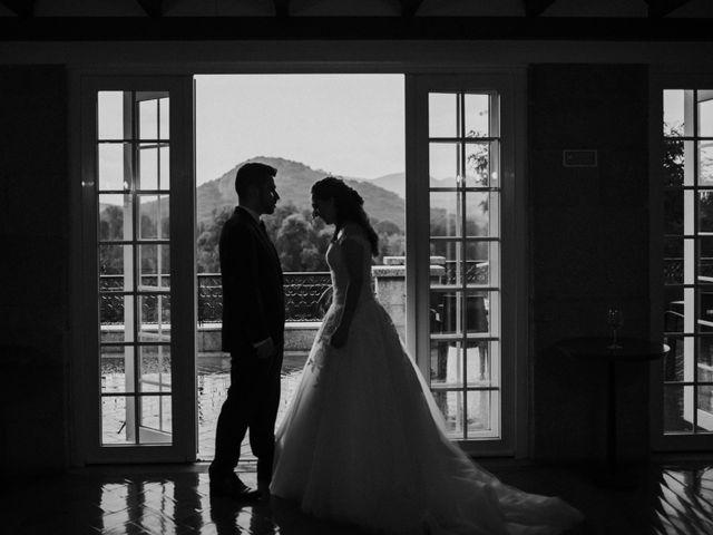 O casamento de Ângela e Luís