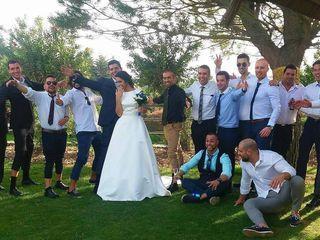 O casamento de Catia  e Pedro