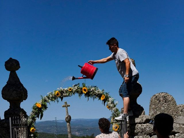 O casamento de Ricardo e Stéphanie em Chaves, Chaves 4