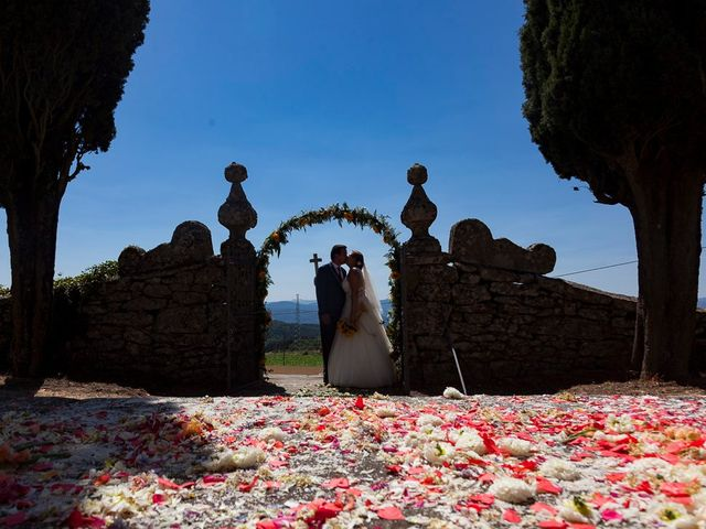 O casamento de Ricardo e Stéphanie em Chaves, Chaves 1