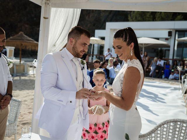 O casamento de Tiago  e Sara em Sesimbra, Sesimbra 27