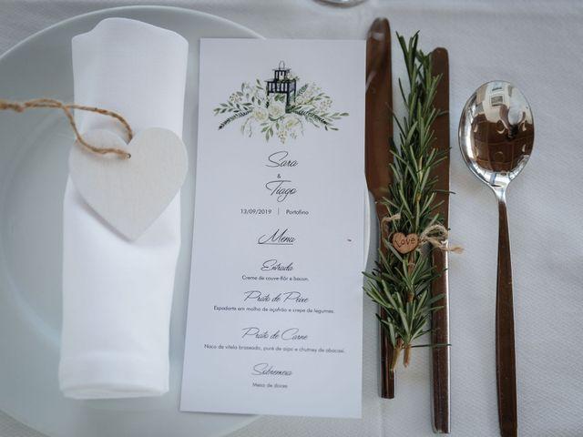 O casamento de Tiago  e Sara em Sesimbra, Sesimbra 34