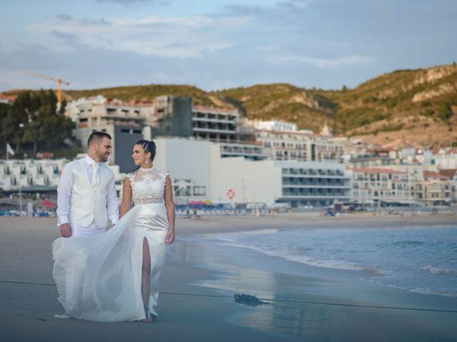 O casamento de Tiago  e Sara em Sesimbra, Sesimbra 1