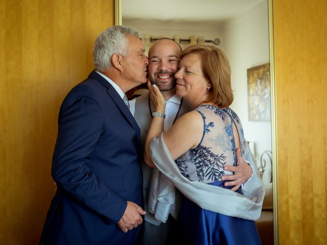 O casamento de André e Joana em Santarém, Santarém (Concelho) 9