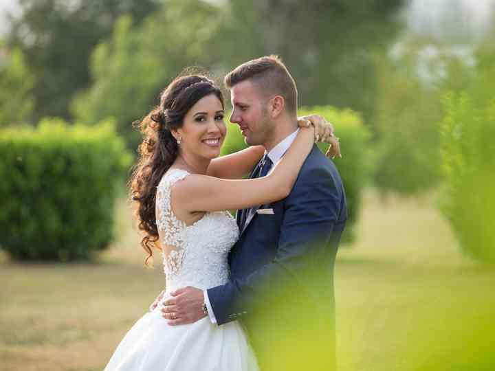 O casamento de Jennifer e Hugo