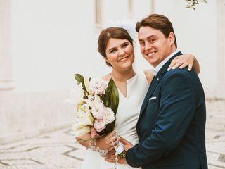 O casamento de Rachel e Jorge 1
