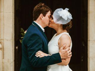 O casamento de Rachel e Jorge