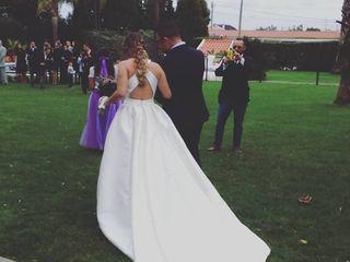 O casamento de Telma e Bruce