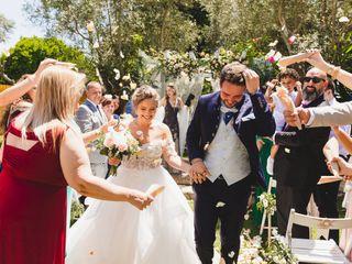 O casamento de Filipa e Tiago