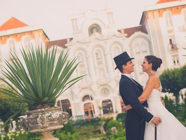 O casamento de Catarina e Peter