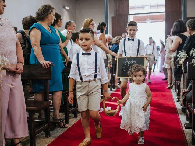 O casamento de Michael e Flávia em Alcanede, Santarém (Concelho) 17