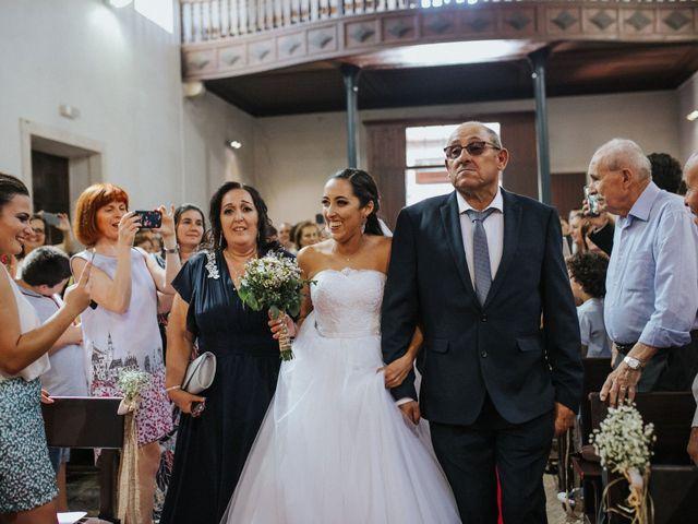 O casamento de Michael e Flávia em Alcanede, Santarém (Concelho) 18