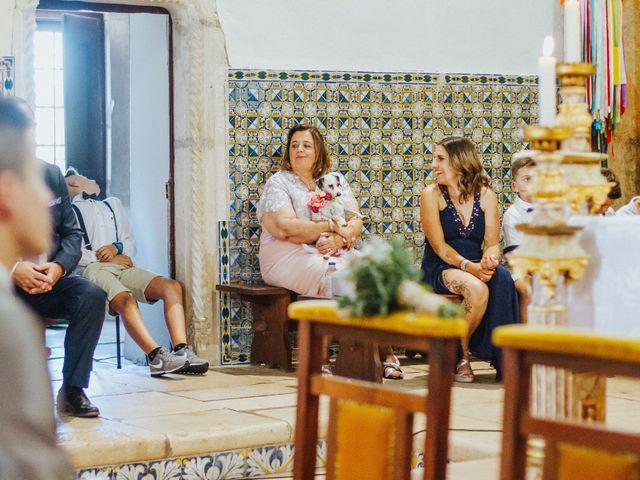 O casamento de Michael e Flávia em Alcanede, Santarém (Concelho) 19