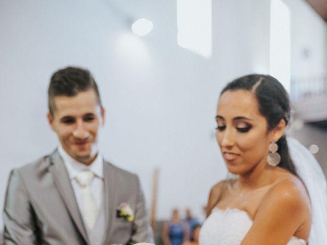 O casamento de Michael e Flávia em Alcanede, Santarém (Concelho) 21