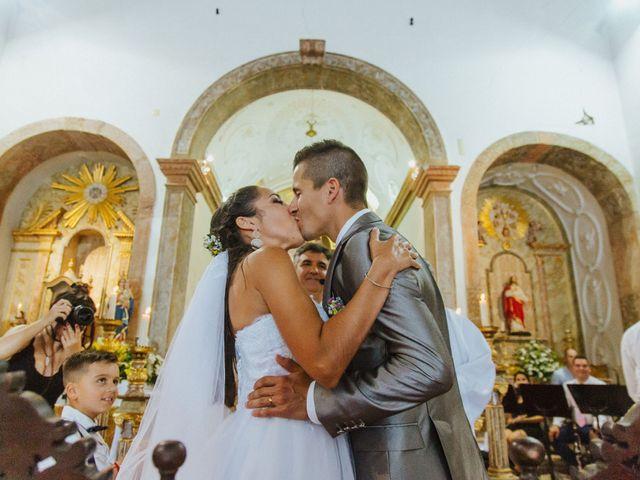 O casamento de Michael e Flávia em Alcanede, Santarém (Concelho) 22