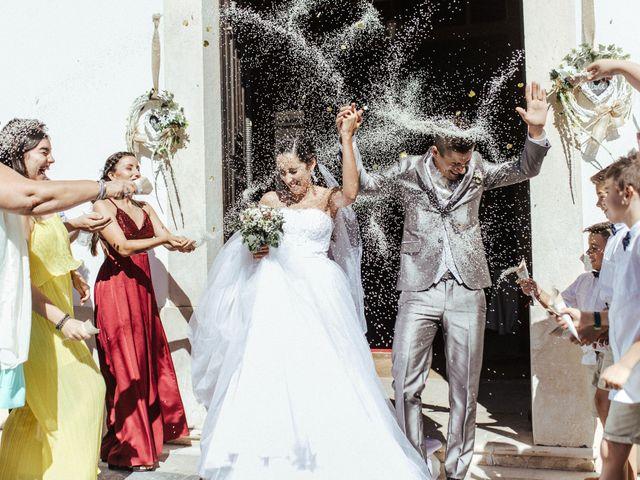 O casamento de Michael e Flávia em Alcanede, Santarém (Concelho) 24