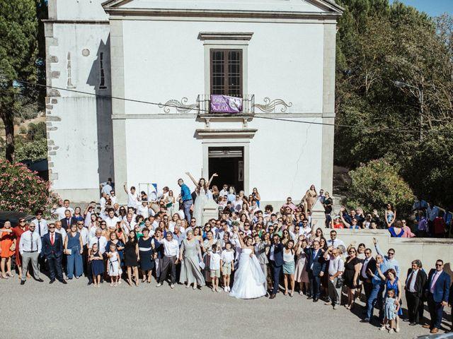 O casamento de Michael e Flávia em Alcanede, Santarém (Concelho) 25